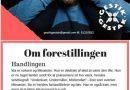 """Teaterforestilling om """"Søster"""" – Lørdag d. 27. april kl. 13.00."""