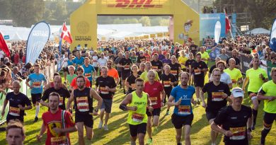 DHL løb og walk 5 km – onsdag 15. aug. 2018. Læs mere.